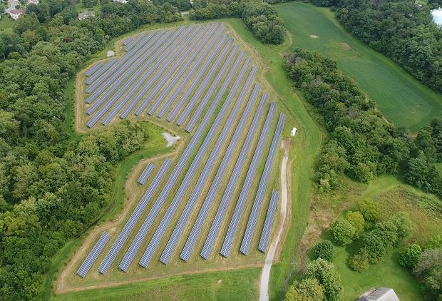 Elizabethtown College Solar
