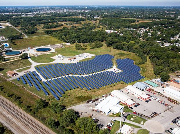 Lake County Solar