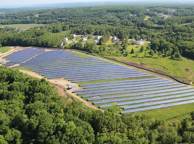 Massachusetts Solar