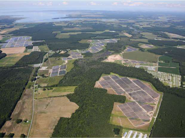 Amazon Solar Farm – Eastern Shore