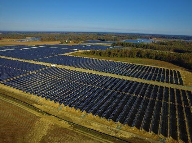 Amazon Solar Farm Virginia – Southhampton
